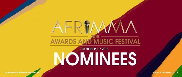 Afrimma Awards & Music Festival Unveils 2018 Nominees