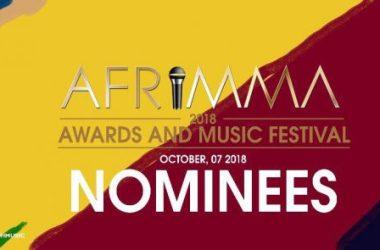 Afrimma Awards & Music Festival Unveils 2018 Nominees