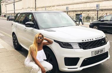 DJ Cuppy Gets 2018 Range Rover Gift From Her Father