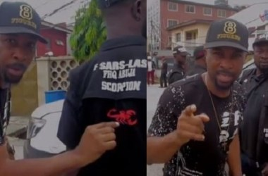 Ruggedman Educates Nigerians On How To Identify 'Real' SARS Officials
