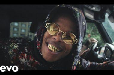 Nasty C – King ft. A$AP Ferg