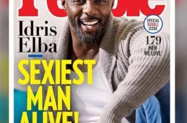 Idris Elba Is The Sexiest Man Alive 2018
