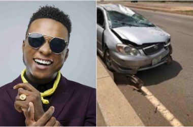DJ Kaywise Involved In Ghastly Motor Accident In Abuja