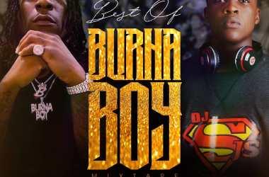 DJ SJS – Best Of Burna Boy Mix