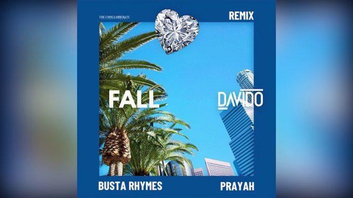 Davido ft. Busta Rhymes x Prayah – Fall (Remix)