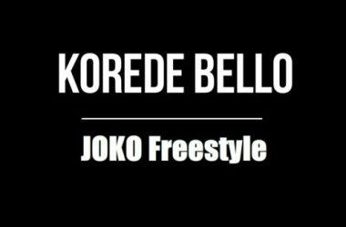 Korede Bello – Joko (Freestyle)