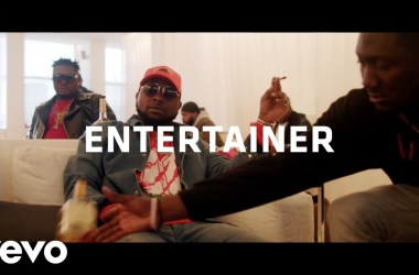CDQ x Davido – Entertainer