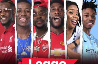 Burna Boy, Kizz Daniel, Mayorkun, Small Doctor & Zorro – Leggo