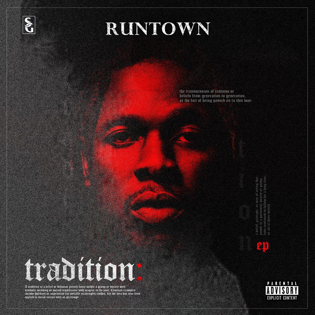 Runtown - Tradition EP
