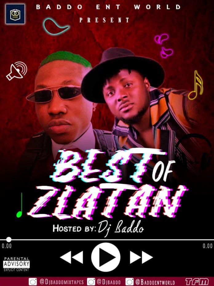DJ Baddo – Best Of Zlatan Mix