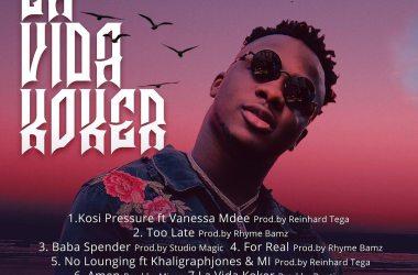 Koker Dishes Out Anticipated EP 'La Vida Koker'