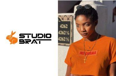Simi Unveils Record Company 'Studio Brat'