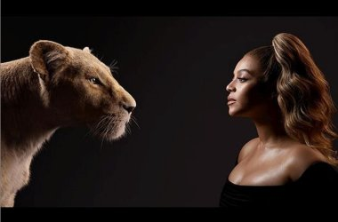 Beyonce's Lion King Album