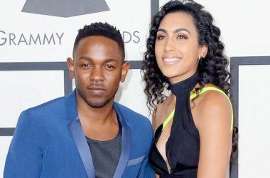 Kendrick and Fiancee