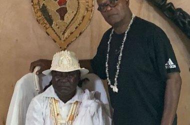 Samuel L. Jackson Traces His Ancestral Origin To Gabon