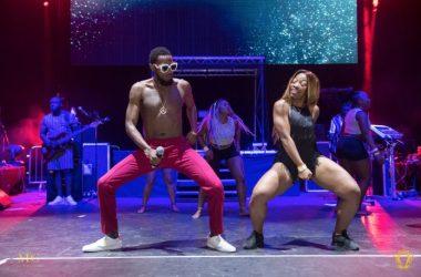 DBanj Electricfies The Koko Concert In The UK