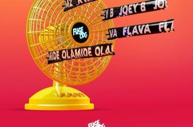 Fuse ODG – Cool Down ft. Joey B x Olamide x Kwamz x Flava