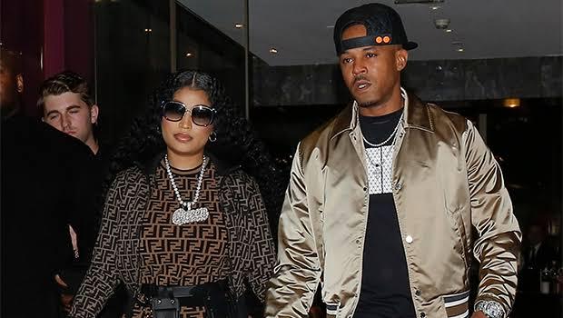 Nicki Minaj and Boyfriend Kenneth