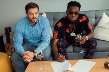 Patoranking Pens New Endorsement Deal With Hennessy