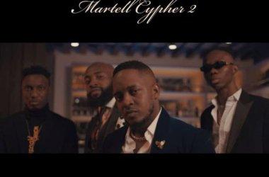 M.I Abaga, Blaqbonez, A-Q & Loose Kaynon – The Purification (Martell Cypher 2)
