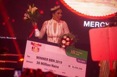 Mercy - BBNaija Winner 2019
