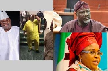 Best Nigerian Politician Entertainer