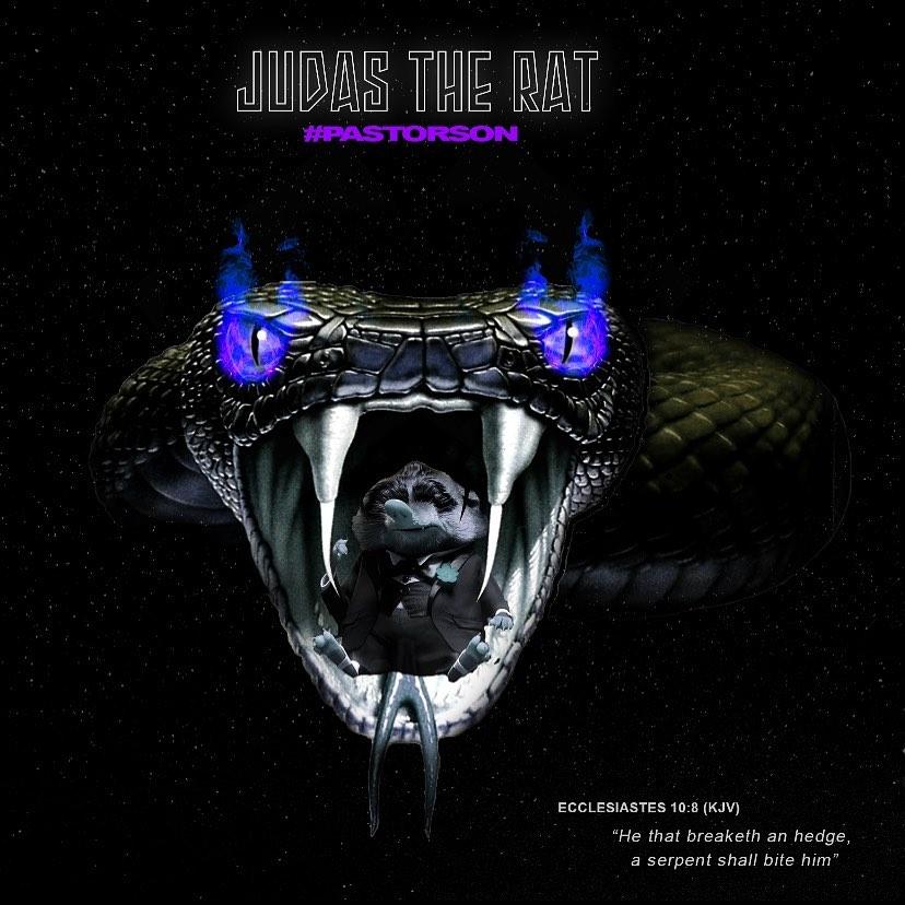 Vector – Judas The Rat