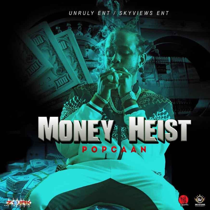 Popcaan--Money-Heist-album