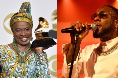 Burna Boy & Angelique Kidjo