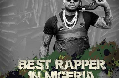 Khaligraph Jones - Best Rapper In Nigeria