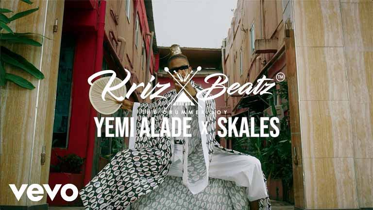 Krizbeatz Ft. Skales & Yemi Alade – Riddim