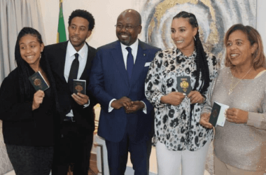 Ludacris & His Family Officially Become Citizens Of Gabon