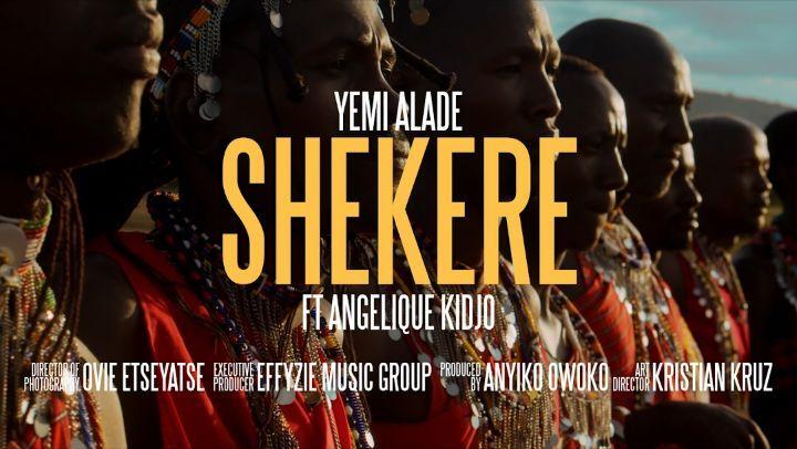Yemi Alade x Angelique Kidjo - Shekere