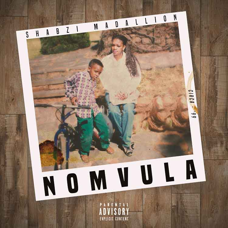 "Shabzi Madallion ""Nomvula"" Album"