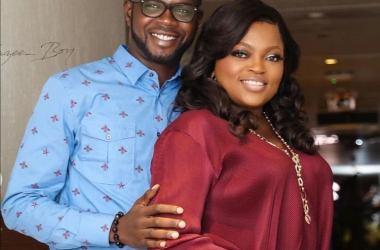 Funke-Akindele-and-husband-JJC-Skillz
