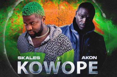 Skales x Akon – Kowope
