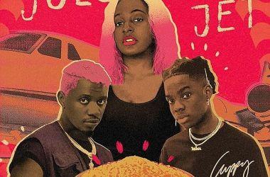 DJ Cuppy ft. Rema & Rayvanny – Jollof On The Jet