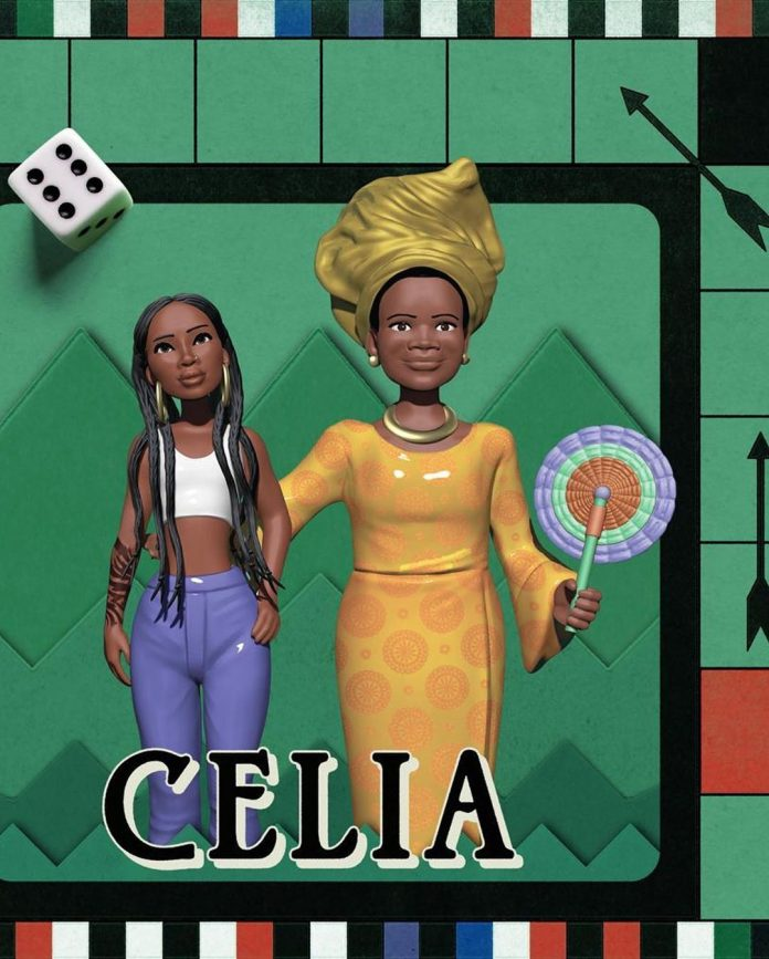 """Tiwa Savage – """"Celia"""" Album Out Now!!!"""