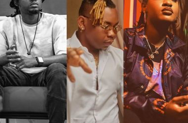 Current Top 5 New Artistes in Nigeria 2020