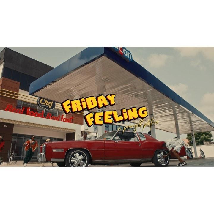 Fireboy DML – Friday Feeling (Official Video)