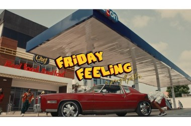 Fireboy DML – Friday Feeling (Official Video)