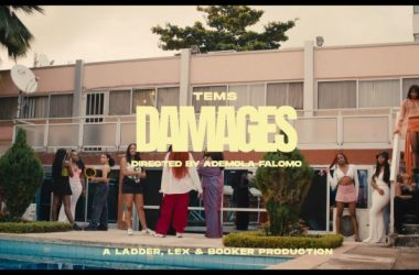 Tems – Damages (Official Music Video)
