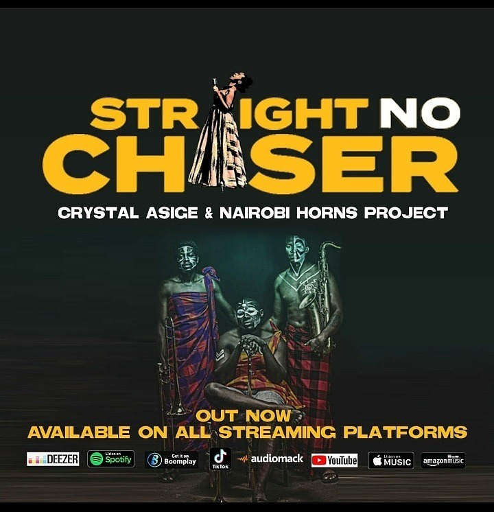 Crystal Asige x Nairobi Horns Project - Straight No Chaser