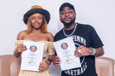 Davido Signs LIYA As DMW's First Lady