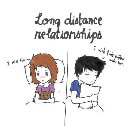 The Science Of Long Distance Relationships