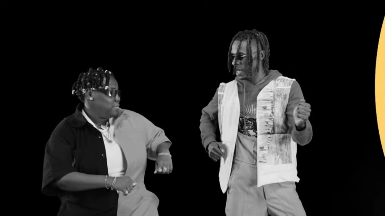 Krizbeatz & Teni – African Time (Official Video)