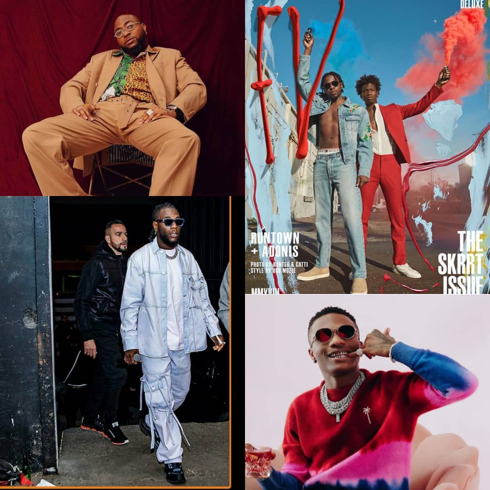 Top 10 Most Styled Male Musicians in Nigeria