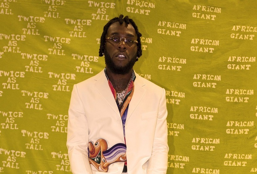 Burna Boy Wins Best Global Music Album Award at Grammy 2021