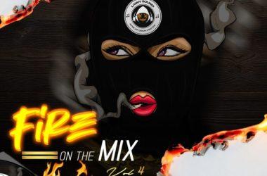 DJ Lawy – Fire On The Mix Vol. 4