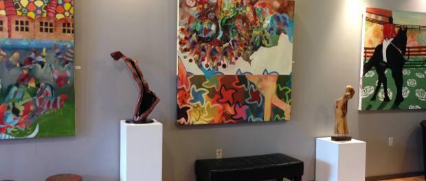 Christine Frechard Gallery/ FB